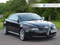 USED 2007 57 ALFA ROMEO GT 2.0 JTS BLACKLINE 3d 165 BHP