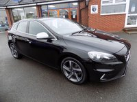 USED 2015 65 VOLVO V40 2.0 T2 R-DESIGN 5dr (120) * Low Miles + Full Volvo History *