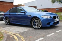 USED 2013 63 BMW 5 SERIES 4.4 M5 4d AUTO 553 BHP FREE MOT's FOR LIFE!