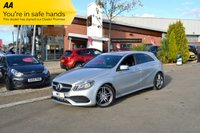 USED 2016 66 MERCEDES-BENZ A CLASS 1.5 A 180 D AMG LINE EXECUTIVE 5d 107 BHP