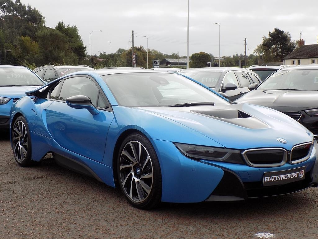 View our 2014 64 BMW I8 BMW i8 1.5 eDrive 2dr (start/stop)