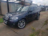 2010 BMW X5 3.0 XDRIVE30D M SPORT 5d AUTO 241 BHP £12495.00