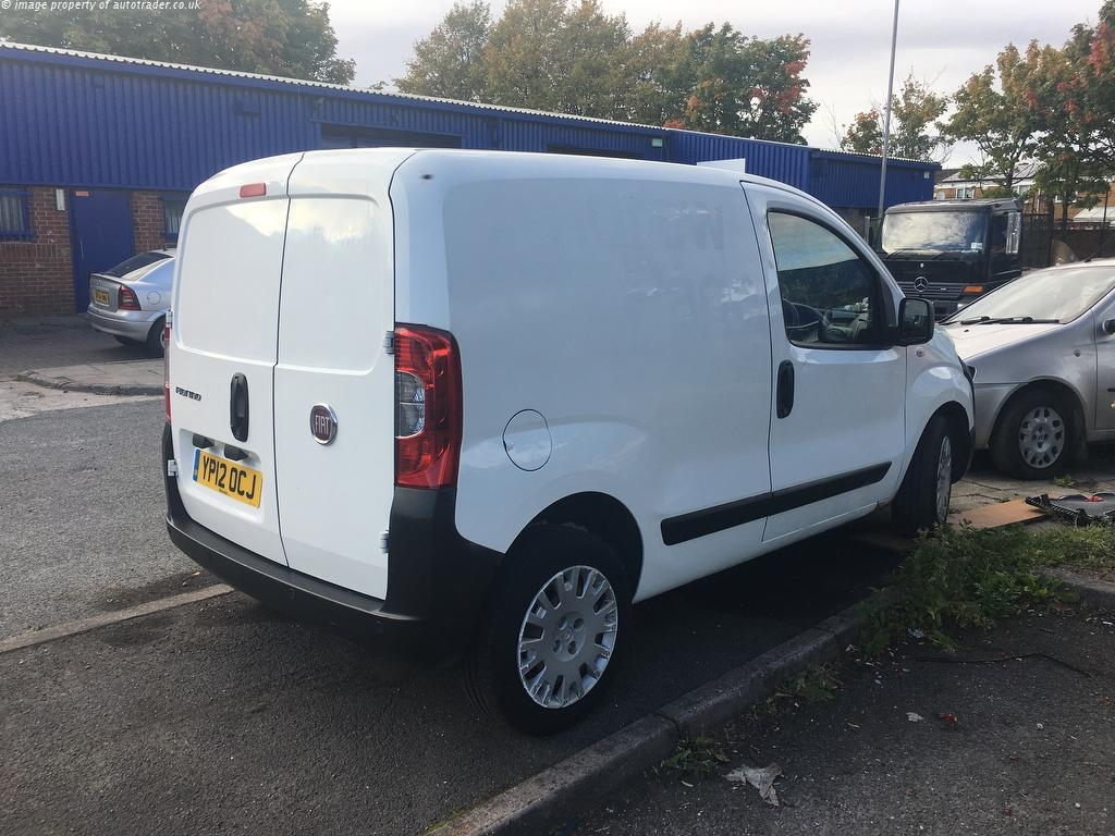 FIAT FIORINO at Click Motors