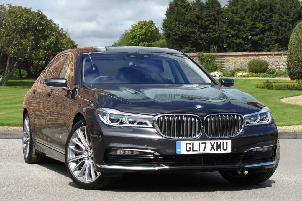 View our 2017 17 BMW 7 SERIES BMW 7 Series 740Ld xDrive Saloon 3.0 4dr