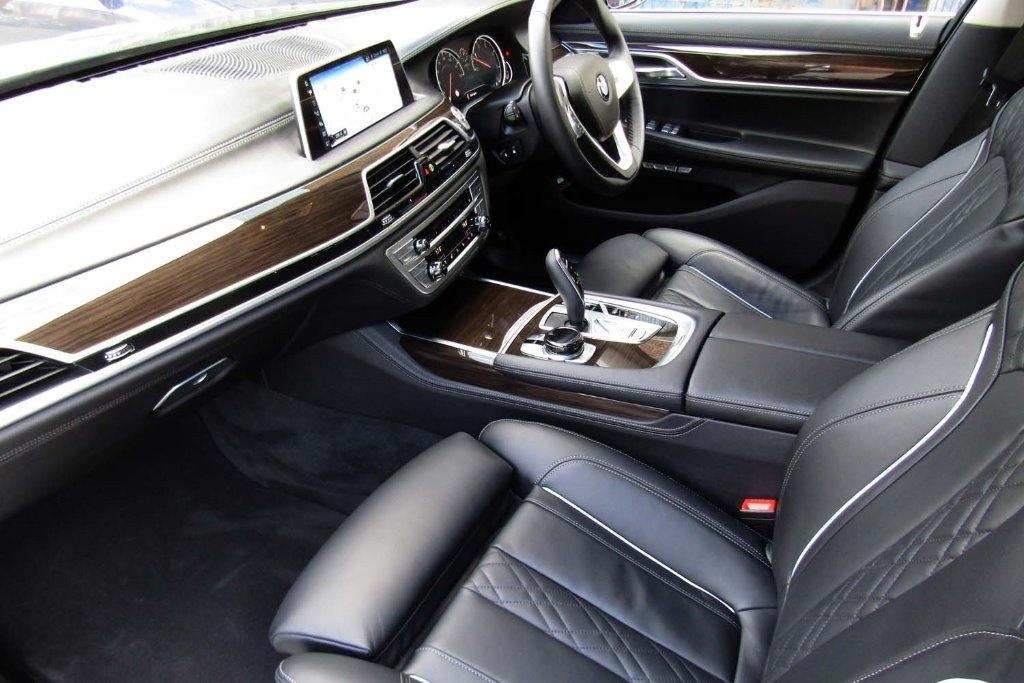 BMW 7 SERIES at Click Motors