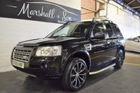 USED 2009 09 LAND ROVER FREELANDER 2 2.2 TD4 HSE 5d AUTO 159 BHP STUNNING CAR - HSE SPEC - SAT NAV - FULL LEATHER