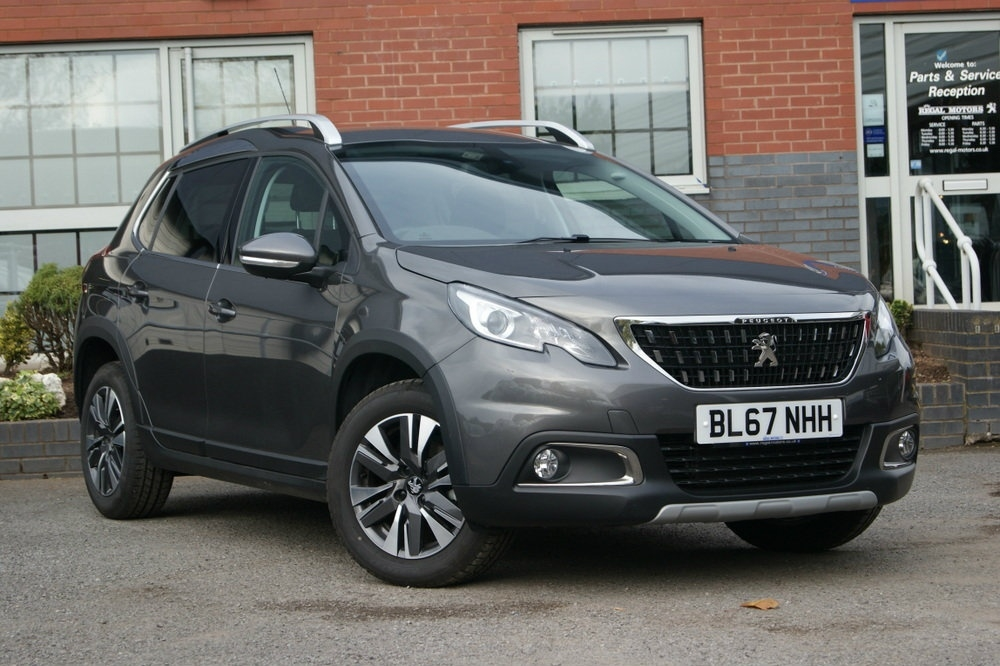PEUGEOT 2008 at Click Motors