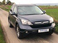 USED 2009 59 HONDA CR-V 2.2 I-CTDI ES 5d 139 BHP