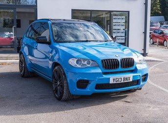 2013 BMW X5 3.0 M50D 5d 376 BHP £27890.00