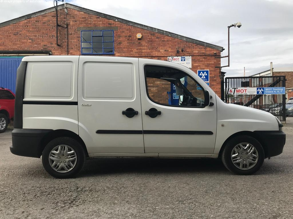 View our 2004 04 FIAT DOBLO  1.9 JTD SX Panel Van 4dr
