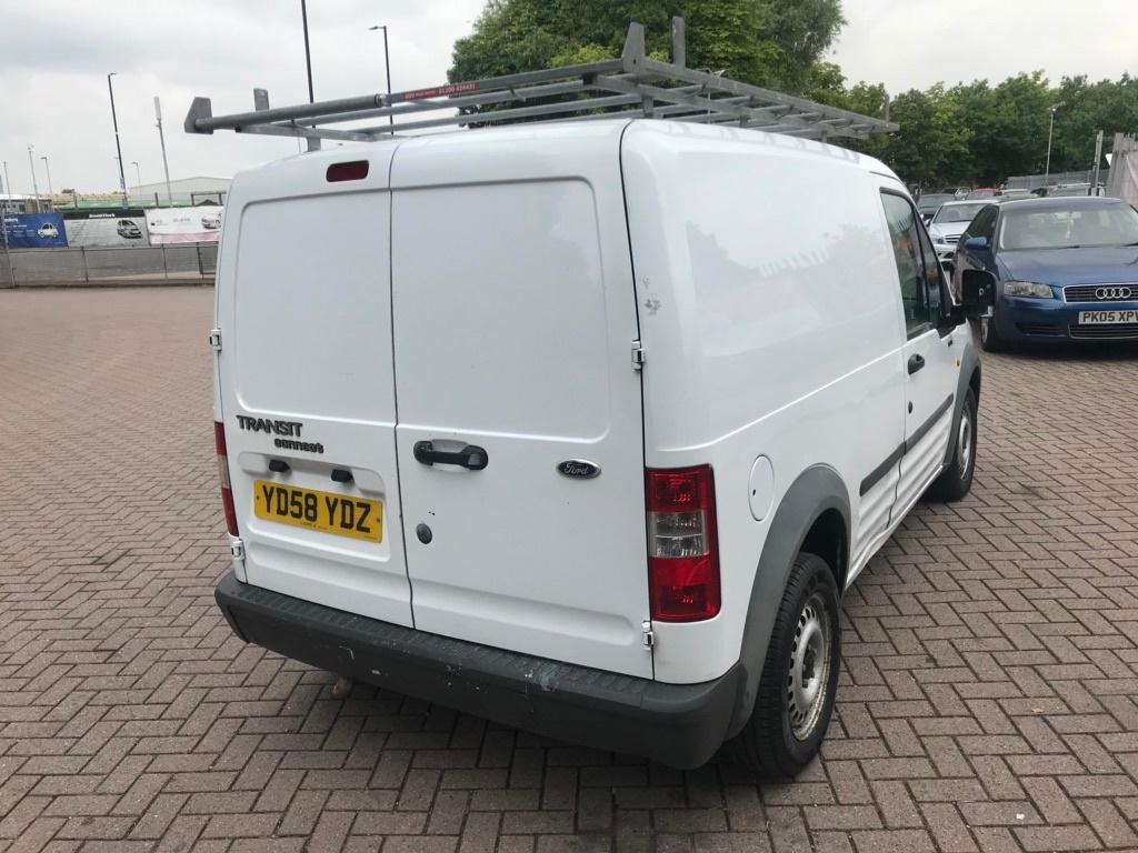 View our 2009 58 FORD TRANSIT CONNECT  1.8 TDCi T200 SWB L Panel Van 4dr (EU4)