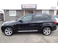 USED 2010 10 BMW X5 3.0 XDRIVE30D SE 5DR AUTOMATIC  DIESEL 232 BHP ++++BUY NOW PAY NEXT JANUARY 2019++