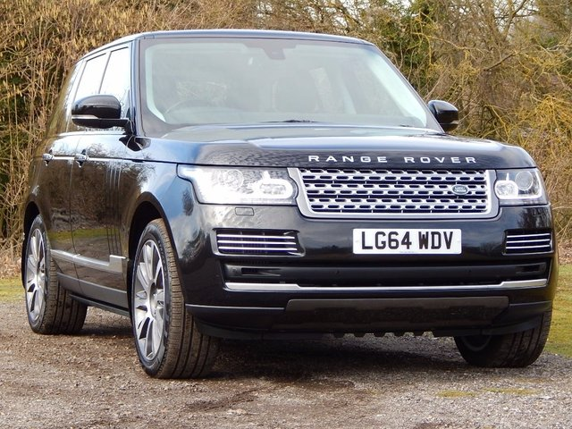View our 2014 64 LAND ROVER RANGE ROVER 4.4 SD V8 Vogue SE 4X4 5dr (start/stop)
