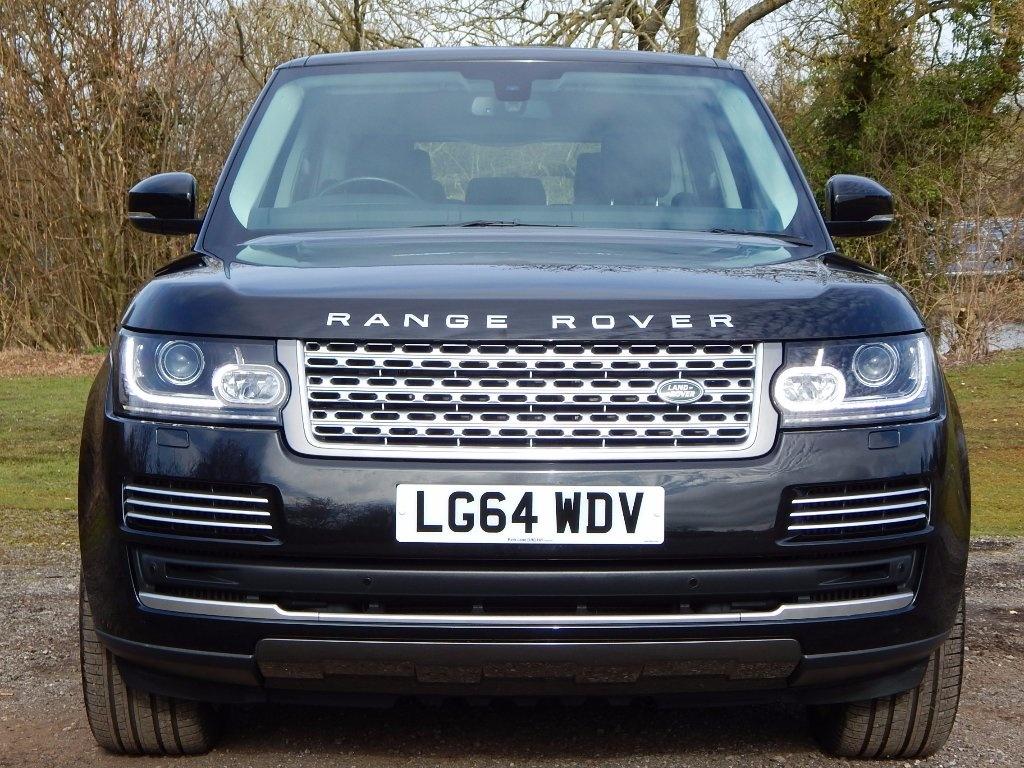 LAND ROVER RANGE ROVER at Click Motors