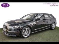 2013 AUDI A6 2.0 AVANT TDI S LINE 5d AUTO 175 BHP £12495.00