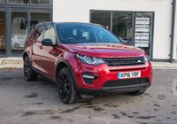 2016 LAND ROVER DISCOVERY SPORT 2.0 TD4 HSE BLACK 5d AUTO 180 BHP SOLD TO MR AND MRS MIZEN £SOLD