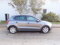 USED 2012 12 VOLKSWAGEN POLO 1.4 MATCH 5d 83 BHP AIR CON PART EXCHANGE AVAILABLE / ALL CARDS / FINANCE AVAILABLE