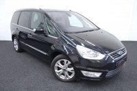 2013 FORD GALAXY 2.2 TITANIUM X TDCI 5d AUTO 197 BHP £14444.00