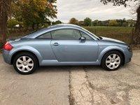USED 2005 05 AUDI TT 1.8 T 3d 177 BHP
