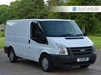 2011 FORD TRANSIT 2.2 260 LR 1d 85 BHP £3995.00