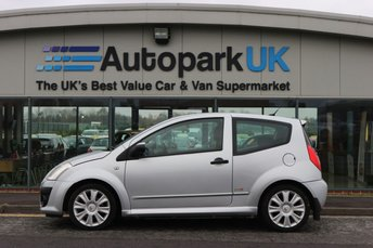 View our CITROEN C2