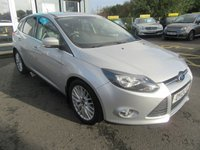 USED 2013 13 FORD FOCUS 1.0 ZETEC 5d 99 BHP Appearance Pack, FFSH. Finance me today