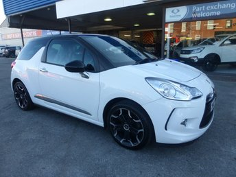 2013 CITROEN DS3 1.6 DSTYLE PLUS 3d 120 BHP £6495.00