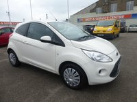 USED 2011 11 FORD KA 1.2 EDGE 3d 69 BHP SH * LOW MILES * LOW INS * GOT BAD CREDIT * WE CAN HELP