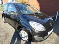 2010 RENAULT TWINGO 1.1 FREEWAY 3d 58 BHP Nice Clean Example NEW CAM BELT £2750.00