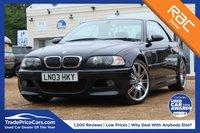 USED 2003 03 BMW M3 3.2 M3 SMG 2d 338 BHP