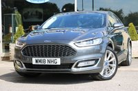 USED 2018 64 FORD MONDEO 2.0 VIGNALE TDCI 4d AUTO 207 BHP