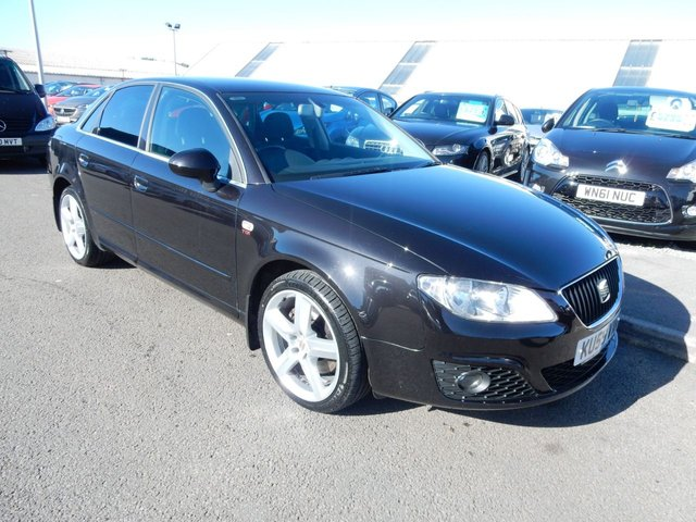View our SEAT EXEO