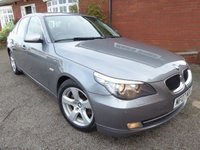 2007 BMW 5 SERIES 3.0 525D SE 4d 195 BHP Great Spec For Year £4750.00