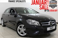 USED 2013 13 MERCEDES-BENZ A CLASS 1.8 A200 CDI BLUEEFFICIENCY SPORT 5DR £30 ROAD TAX 1 OWNER SERVICE HISTORY + £30 12 MONTHS ROAD TAX + 0% FINANCE AVAILABLE T&C'S APPLY + HEATED LEATHER SEATS + REVERSE CAMERA + BLUETOOTH + CRUISE CONTROL + MULTI FUNCTION WHEEL + AIR CONDITIONING + 17 INCH ALLOY WHEELS