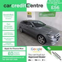 USED 2012 62 MERCEDES-BENZ CLS CLASS 2.1 CLS250 CDI BLUEEFFICIENCY AMG SPORT 5d AUTO 202 BHP