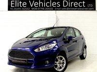 2014 FORD FIESTA 1.2 ZETEC 5d 81 BHP £5791.00
