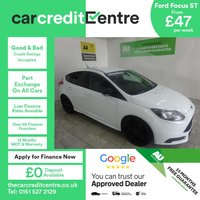 USED 2013 63 FORD FOCUS 2.0 ST-2 5d 247 BHP