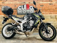 USED 2016 66 HONDA CB650 F ABS One Owner Plus Extras
