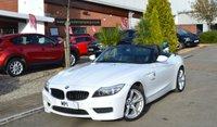 2012 BMW Z4 2.0 Z4 SDRIVE20I M SPORT ROADSTER 2d 181 BHP £12495.00