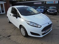 USED 2013 13 FORD FIESTA 1.6 ECONETIC TDCI 3d 94 BHP