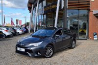 2015 TOYOTA AVENSIS 1.6 D-4D BUSINESS EDITION 4d 110 BHP £10995.00