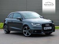 2012 AUDI A1 2.0 TDI S LINE BLACK EDITION 3d 143 BHP £11495.00