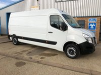 USED 2015 65 NISSAN NV400 2.3 DCI SE H/R P/V L2 H3 125 BHP ***FINANCE AVAILABLE *** CALL NOW OR APPLY ONLINE -  MORE IN STOCK!!! OVER 60 VANS IN STOCK