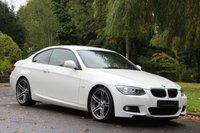 2011 BMW 3 SERIES 2.0 318I M SPORT 2d 141 BHP £9590.00