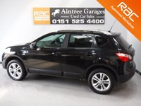 USED 2010 10 NISSAN QASHQAI 1.5 N-TEC DCI 5d 105 BHP GREAT FAMILY CAR WITH FULL SERVICE HISTORY, WE HAVE JUST FITTED A BRAND NEW CLUTCH AND FLYWHEEL,COMES IN GLEAMING METALIC BLACK, WITH A FULL GLASS ROOF GREAT FOR THOSE RAINY DAYS, BLUETOOTH PHONE PREP, ELEC WINDOWS ALL ROUND,SAT NAV. LEATHER CLAD MULTI  FUNCTION STEERING WHEEL CRUSE CONTROL, ELEC FOLDING MIRRORS