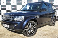 USED 2015 65 LAND ROVER DISCOVERY 3.0 SDV6 HSE LUXURY 5d AUTO 255 BHP