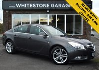USED 2011 61 VAUXHALL INSIGNIA 1.8 SRI 5d 138 BHP LOVELY SPEC WITH FULL SERVICE HISTORY