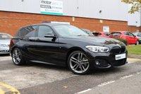USED 2016 66 BMW 1 SERIES 1.5 116D M SPORT 5d 114 BHP