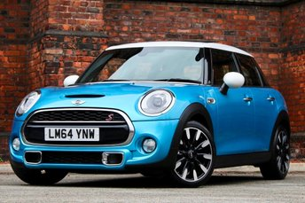 2014 MINI HATCH COOPER 2.0 Cooper SD (Chili) (s/s) 5dr £12977.00