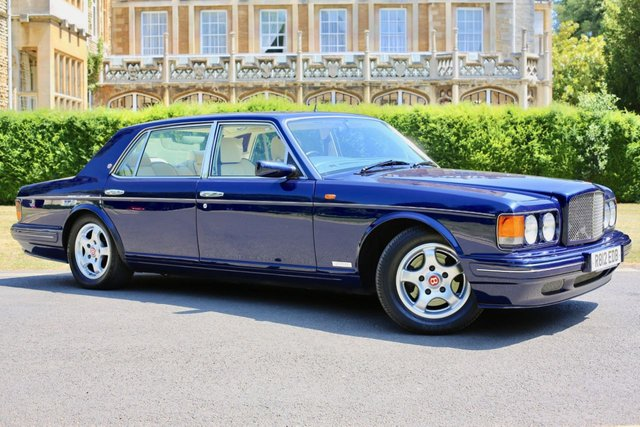 USED 1997 R BENTLEY TURBO 6.8 R T 4d AUTO 401 BHP